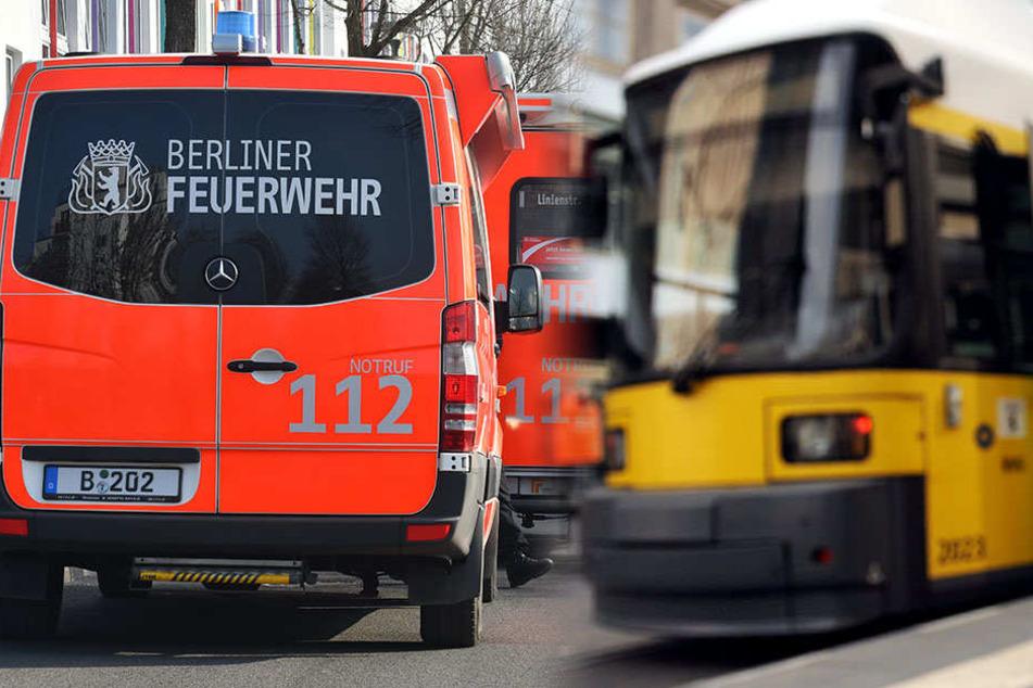Der mutmaßliche Unfallverursacher wurde noch nicht identifiziert. Der Straßenbahnfahrer der Linie M5 sowie die Fahrgäste blieben unverletzt. (Symbolbild)