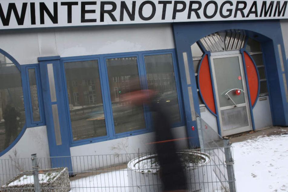 Das Winternotprogramm soll Obdachlosen in Hamburg eine warme Übernachtung ermöglichen (Archivbild).