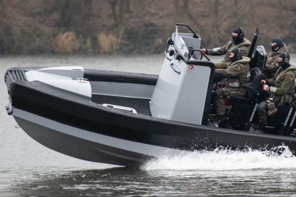 In Hamburg kommt das SEK jetzt per Schnellboot zum Einsatz