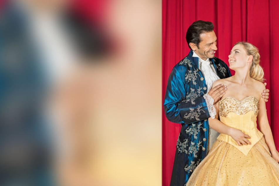 """Als Bella in """"Die Schöne und das Biest"""": DSDS-Siegerin tourt als Musical-Star durch Sachsen"""