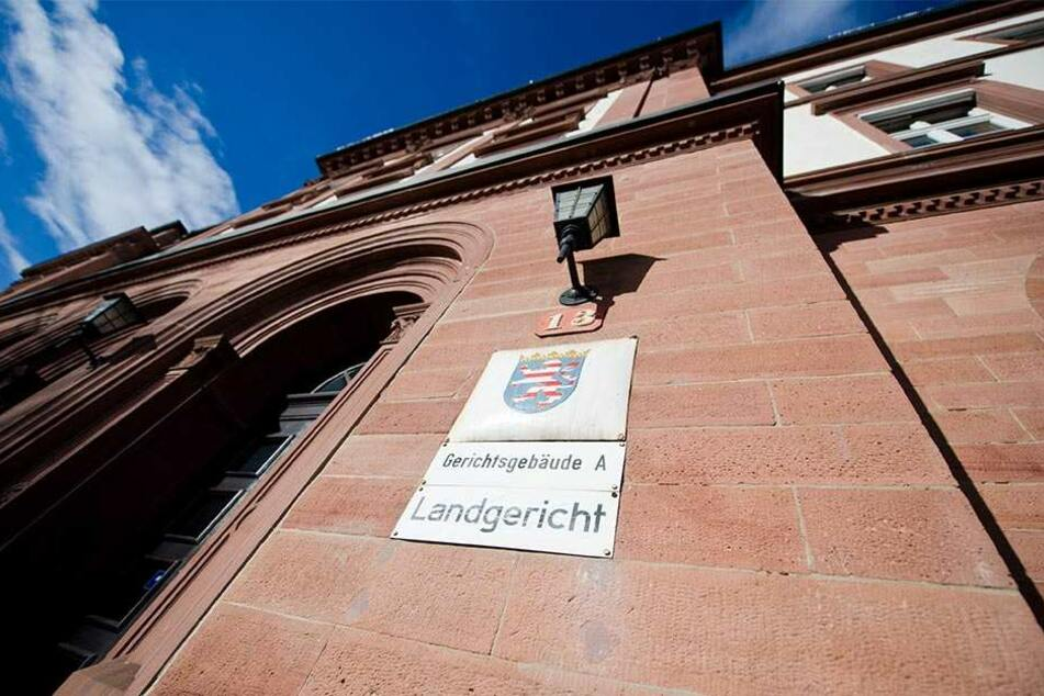 Im Landgericht Darmstadt ging der Prozess heute zuende.