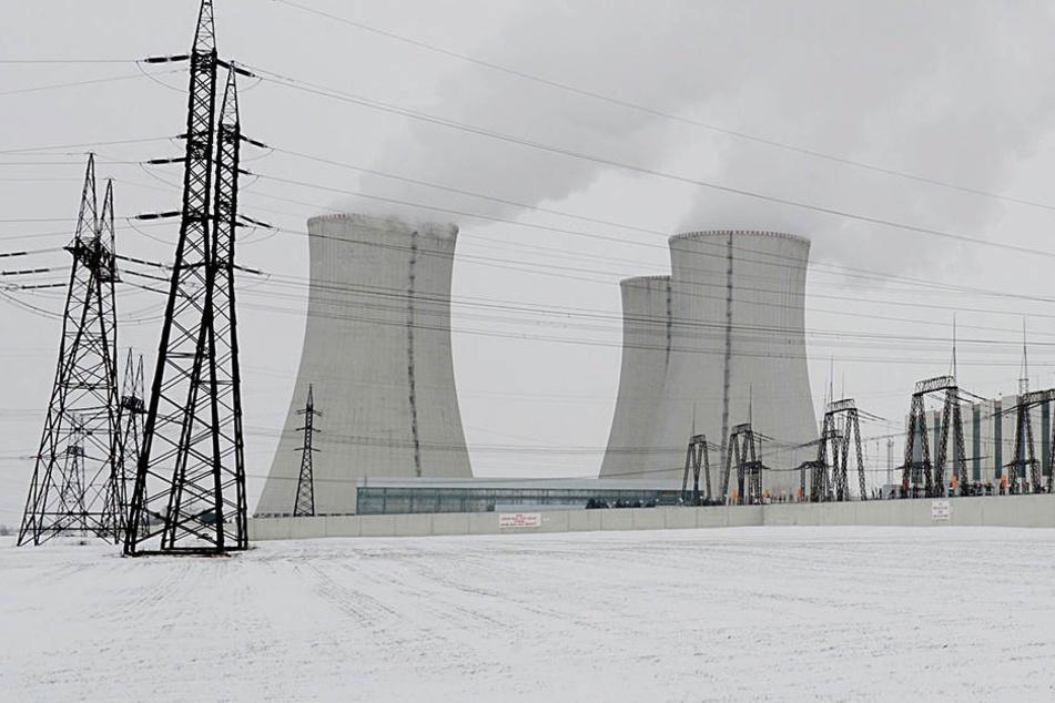 Dieses Kraftwerk in der Nähe von Sachsen darf unbefristet weitermachen