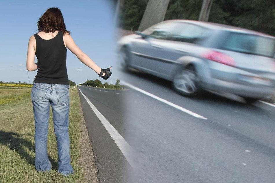 Dieb klaut Autofahrerin mit dreistem Trick den Wagen