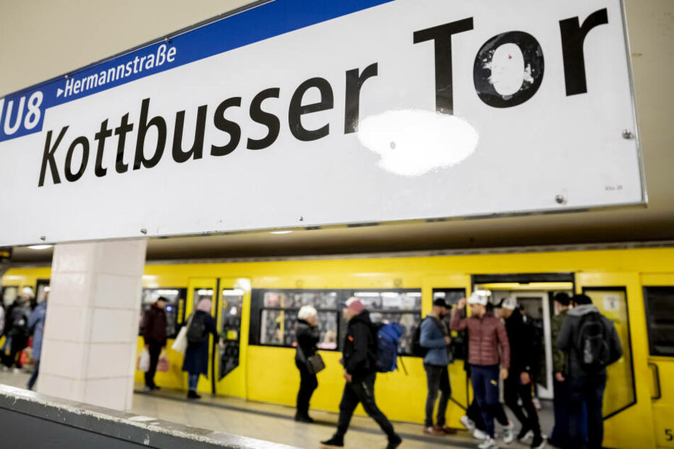 Der tragische Vorfall ereignete sich am U-Bahnhof Kottbusser Tor.
