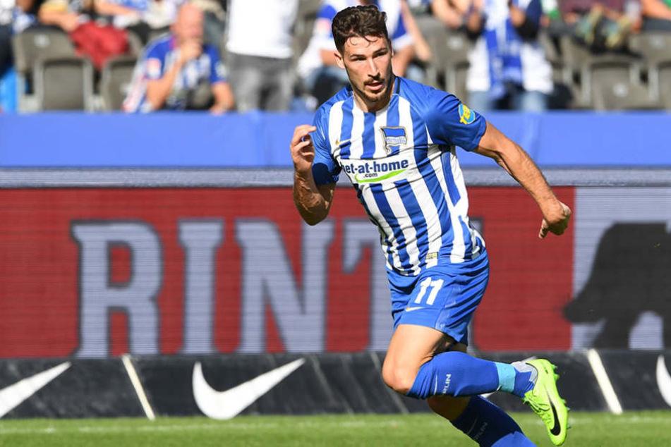 Super-Transfer Mathew Leckie machte bisher in fünf Spielen vier Tore.