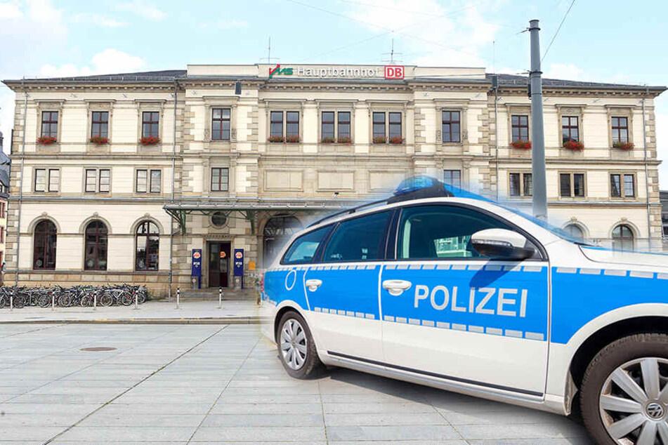 Chemnitz: Frau belästigt Reisende am Chemnitzer Hauptbahnhof und landet in JVA