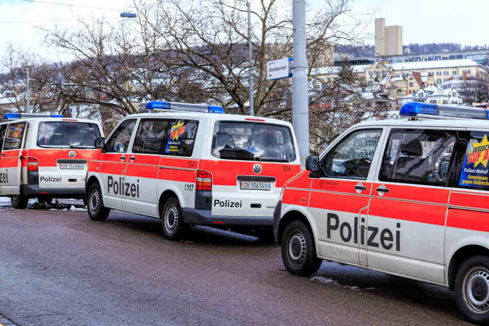 Die Stadtpolizei war im Einsatz (Symbolbild).