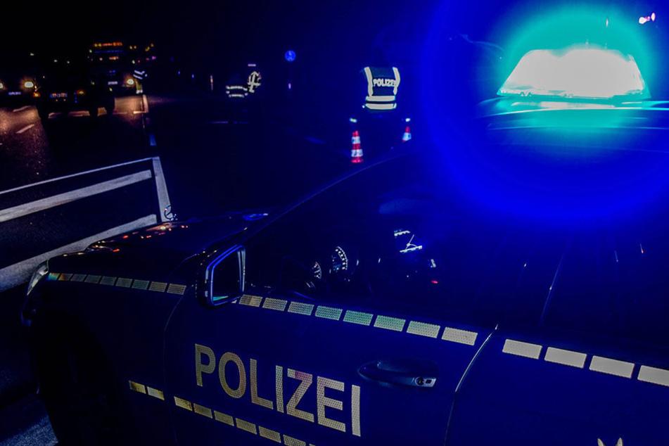 Eine wilde Verfolgungsjagd quer durch Dresden endete mit einer Festnahme. (Symbolbild).
