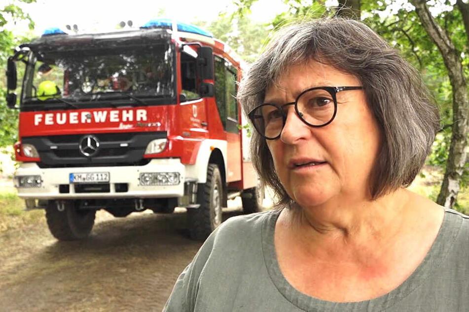 Löschteich-Ärger bei Feuer-Drama: Bürgermeisterin kann Anwohner verstehen