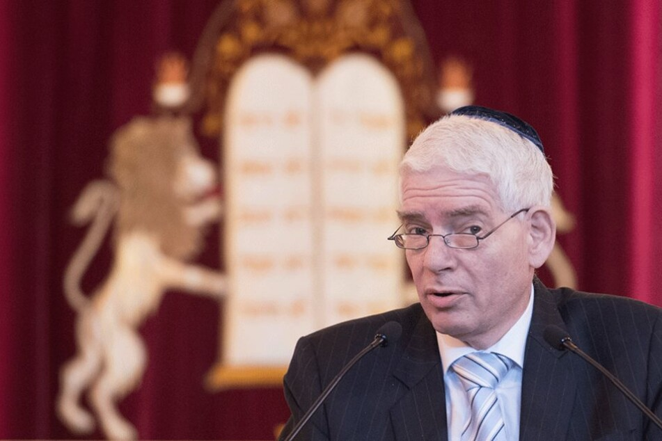 Josef Schuster, Präsident des Zentralrates der Juden in Deutschland.