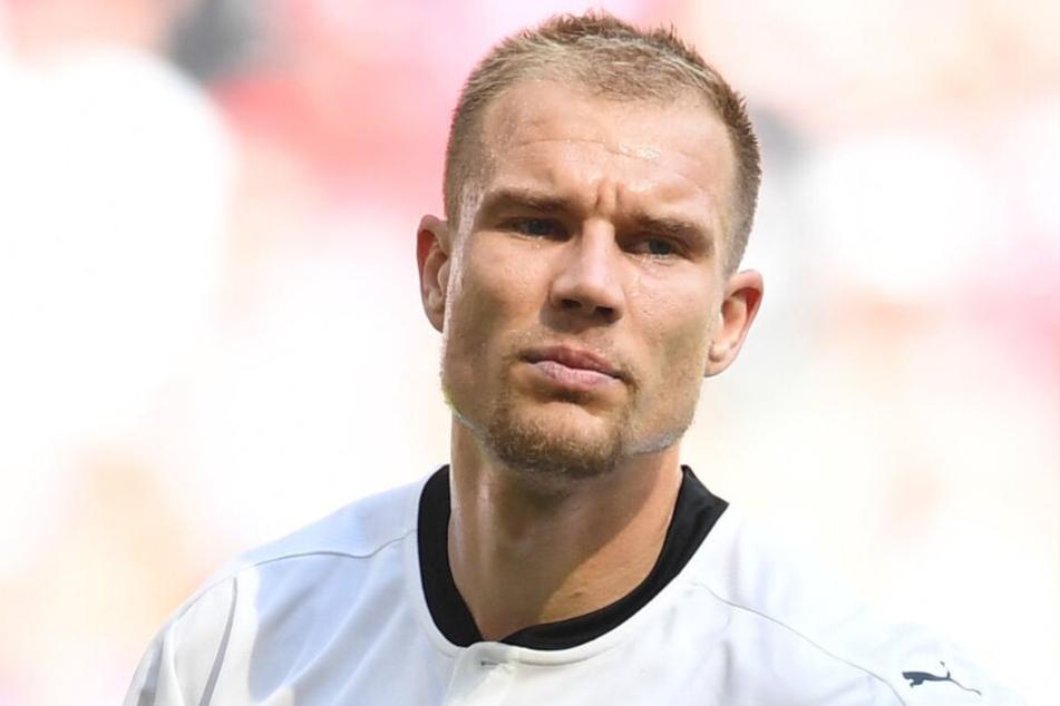 Muss sich beim VfB Stuttgart hintenanstellen: Verteidiger Holger Badstuber.
