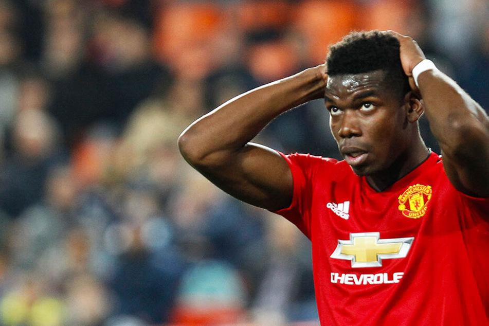 Pogba will weg aus Manchester! Zwei Top-Klubs an ihm dran, Wechsel für Sommer-Rekordsumme?