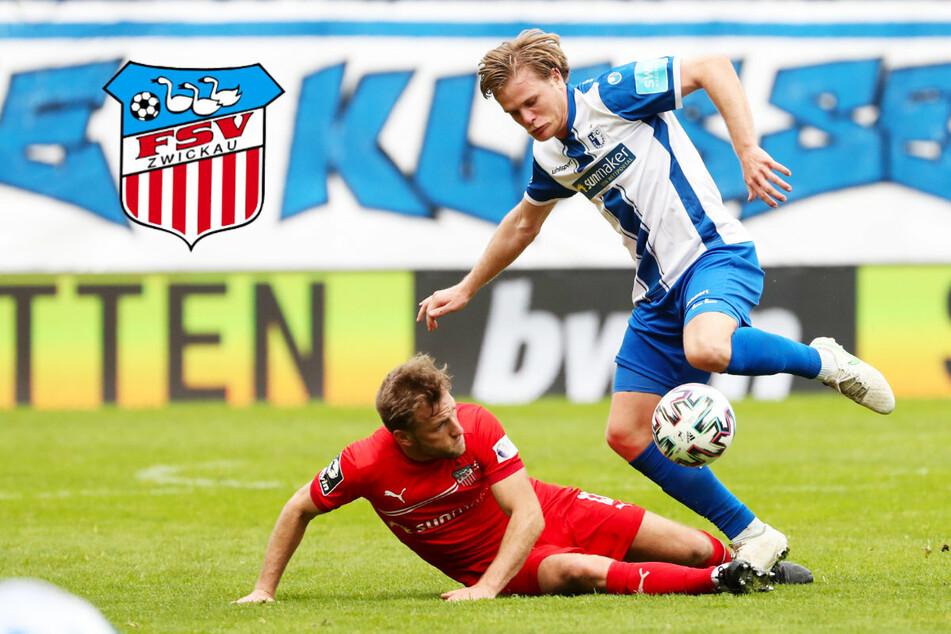 Fünf Spiele sieglos! Stößt der FSV Zwickau heute den Bock um?
