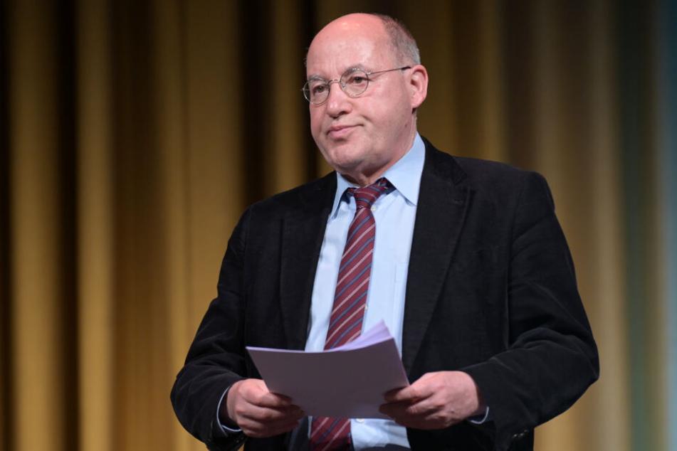 """""""Schlag ins Gesicht"""": Heftige Kritik an Gysi-Auftritt zum Wende-Jubiläum in Leipzig"""