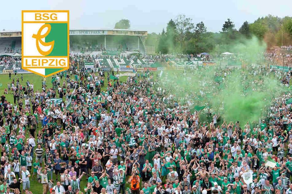 Ticketpreise bei Chemie Leipzig steigen: So teuer ist der Aufstieg für die Fans
