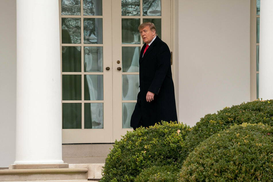 Donald Trump says the suspension is meant to prioritize American workers as the US economy recovers from the coronavirus pandemic.