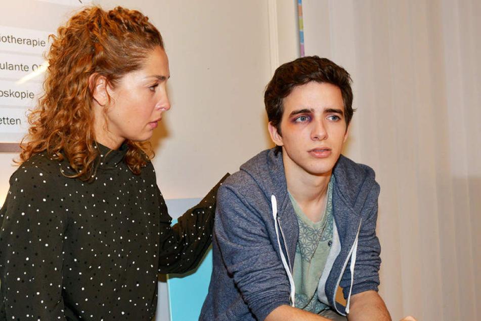 Luis macht sich schwere Vorwürfe: Muss Jonas wegen ihm sterben?
