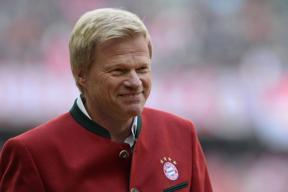 Oliver Kahn könnte zum FC Bayern zurückkehren.