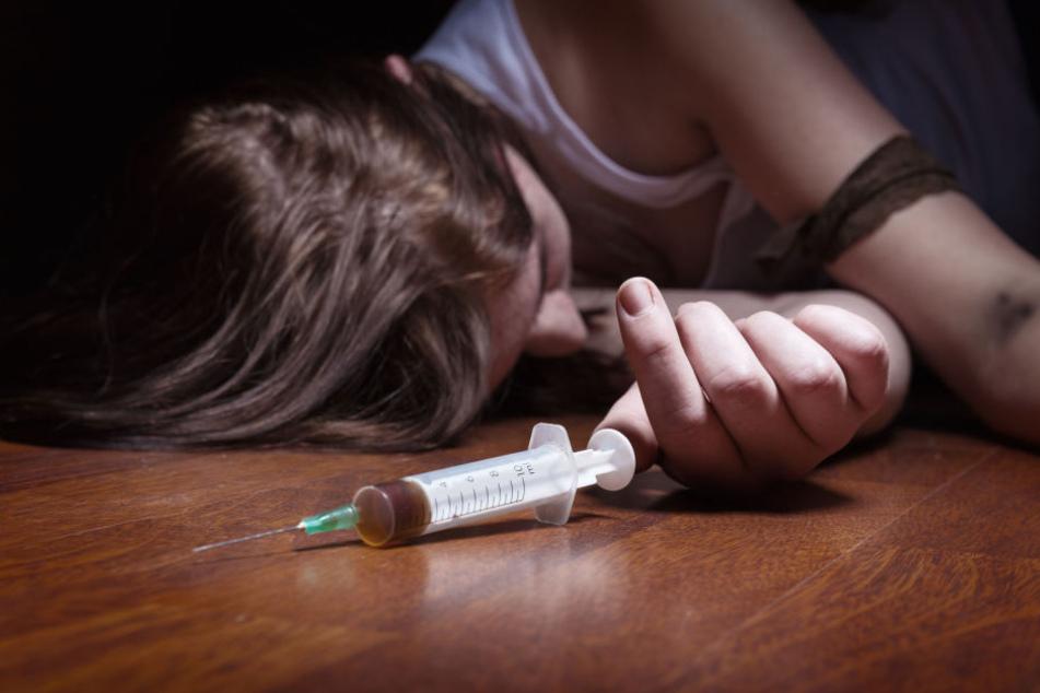 45 Menschen starben wegen des Konsums von Heroin. (Symbolbild)