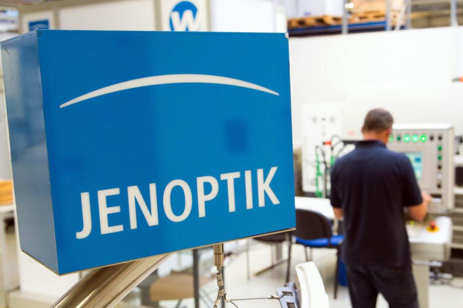 Der Konzern mit Hauptsitz in Jena kann sich 2017 über leere Auftragsbücher nicht beschweren.