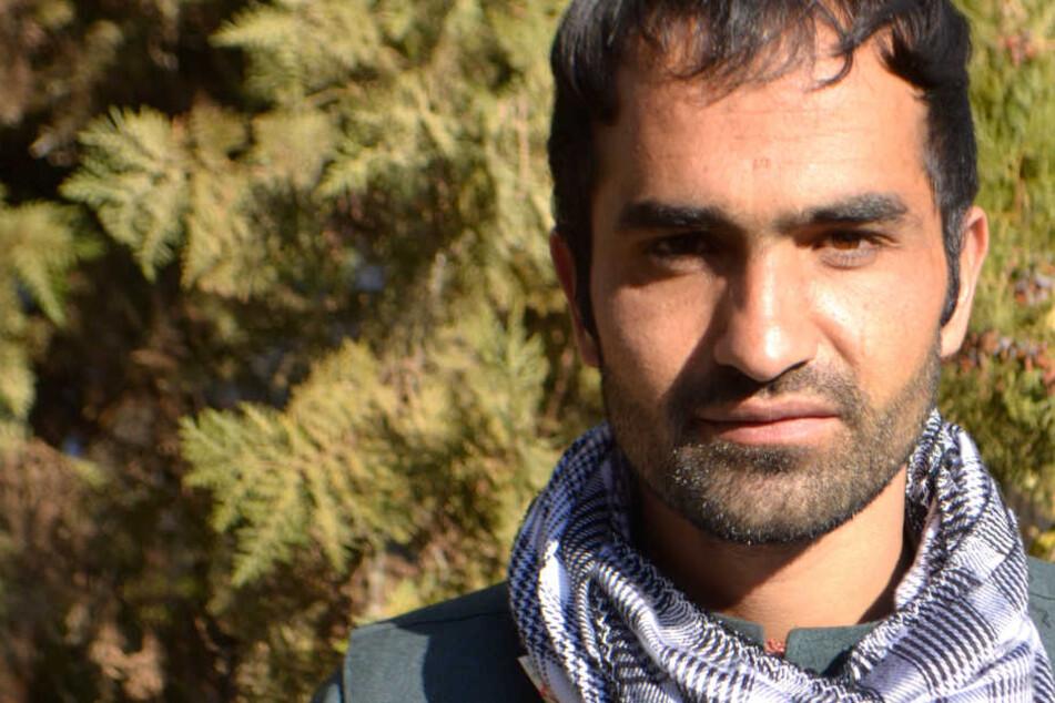 Aus Afghanistan zurückgeholt: Verfolgen ihn Taliban und IS?