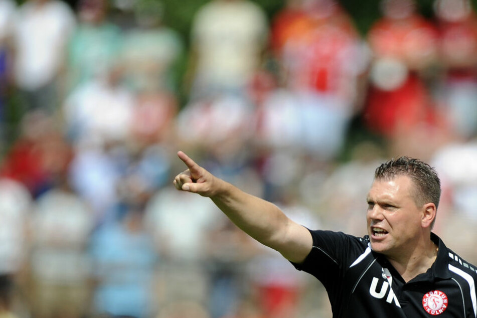Vertrag aufgelöst: Uwe Koschinat (47) war seit 2011 Trainer von Fortuna Köln (Archivbild).