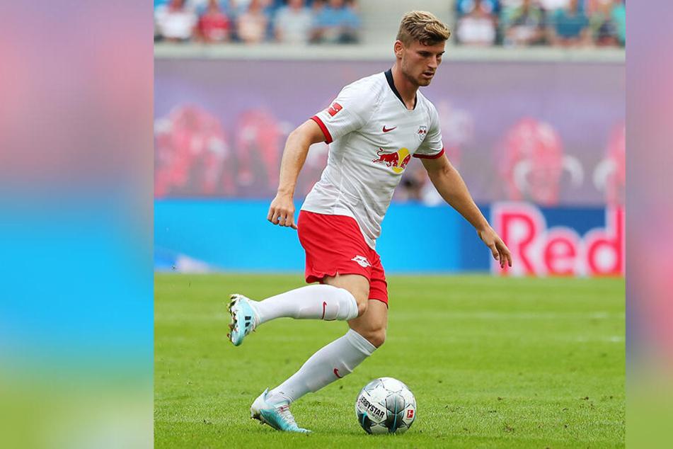 Werner war 2016 vom VfB Stuttgart zu RB Leipzig gewechselt.