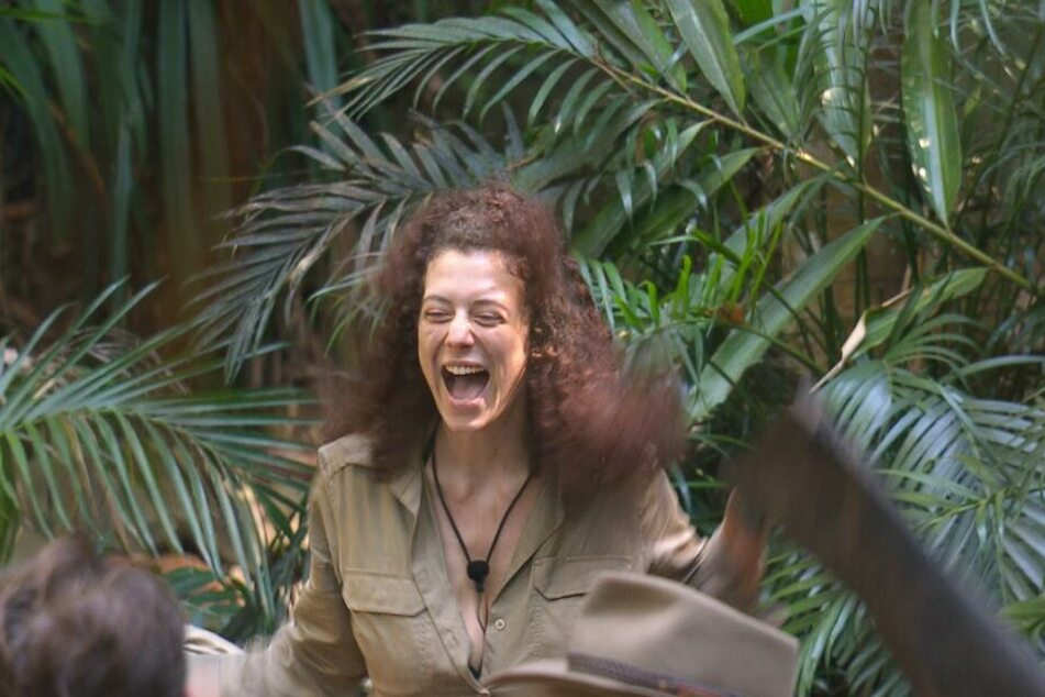 Leila durfte am Mittwoch den Dschungel verlassen.