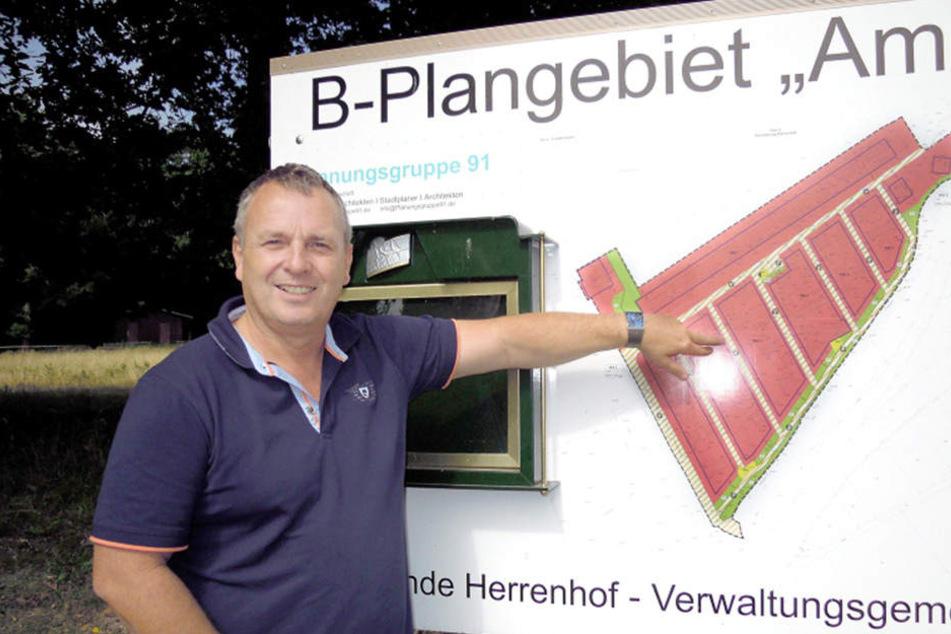 Axel Nagel ist Vorstand der Interessengemeinschaft Infinus, bündelt die Anliegen von gut 5000 ehemaligen Anlegern.