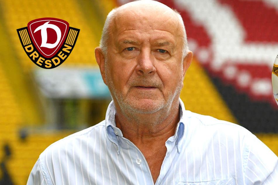 """Kreisches Dynamo-Kolumne: """"Jetzt dem HSV ein Bein stellen"""""""