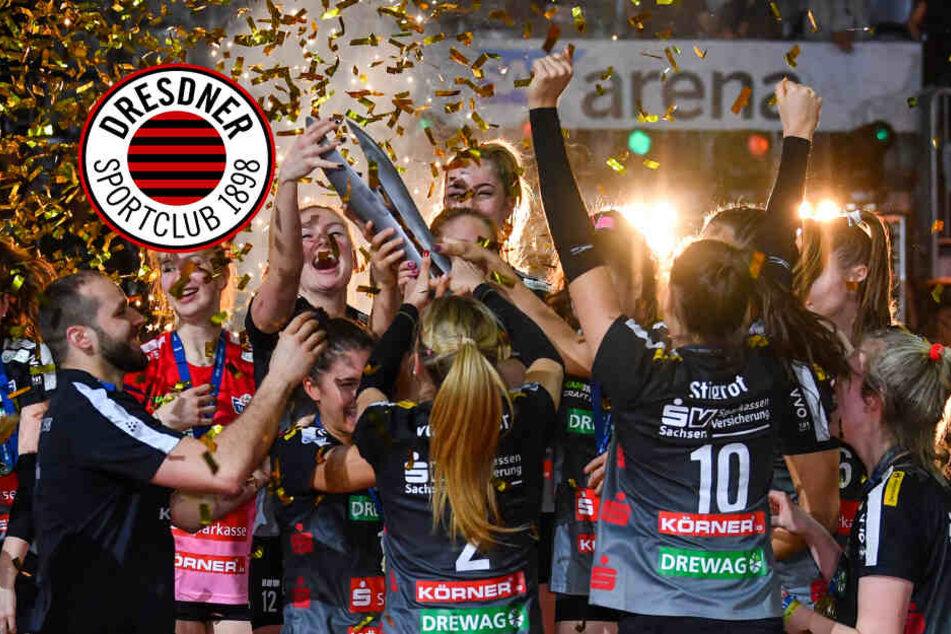 Dresdner SC: Heute Pokalfinal-Atmosphäre gegen Münster