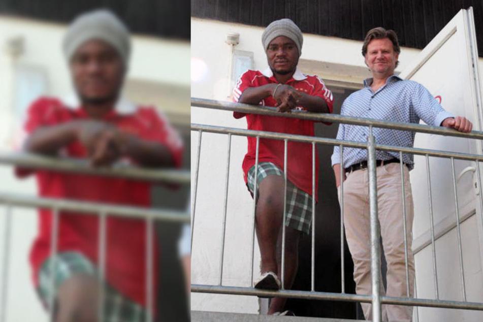 Die Unterstützung von den Behörden im Fall von Festus Osasuyi ist erschreckend gering.