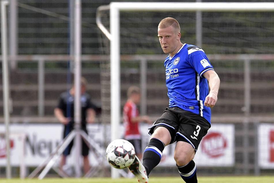 Ein Tor bereitete Brian Behrendt gegen den FC Banik Ostrava vor.
