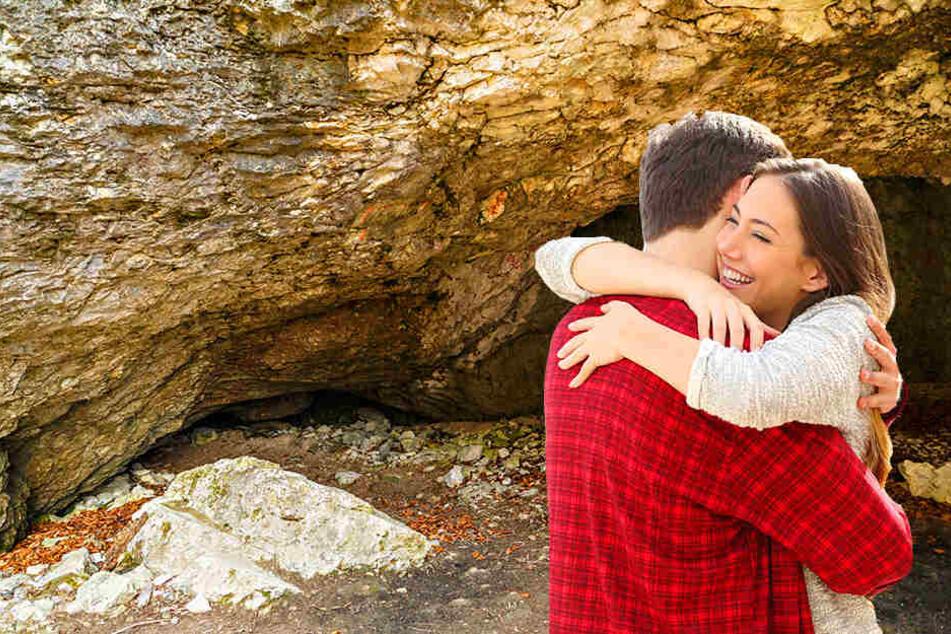 Höhlen-Mann aus Münster will zurück zu seiner Frau