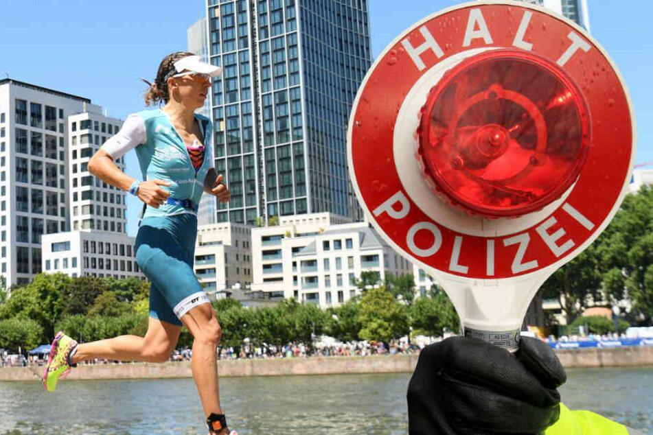 Frankfurt: Ironman: Verkehrsbehinderungen und Sperrungen in und um Frankfurt