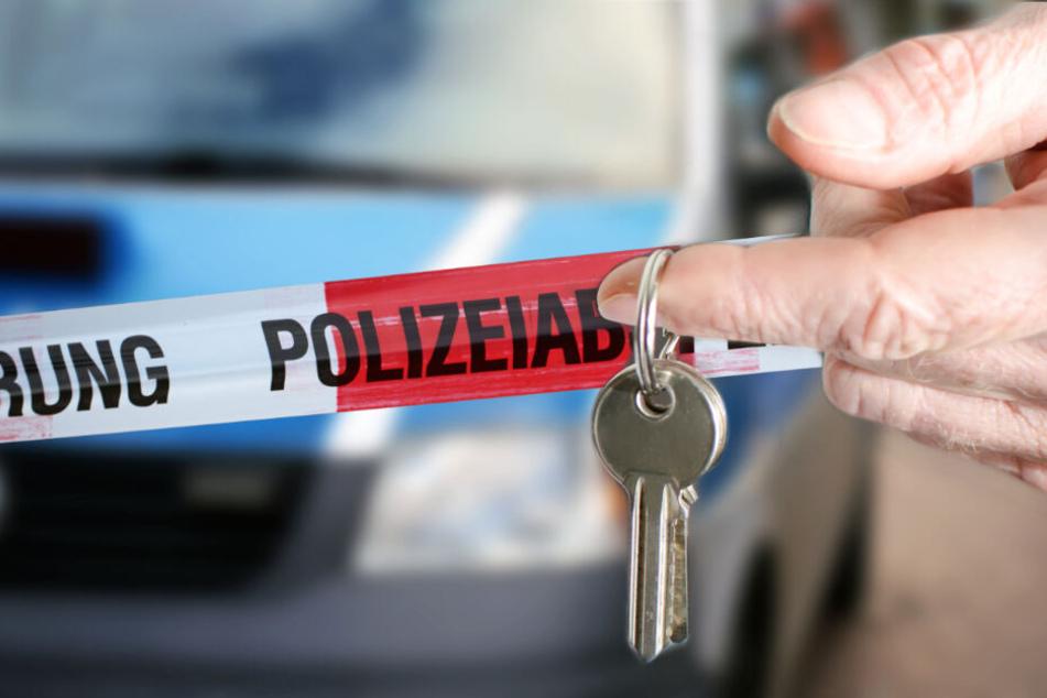 Schlüssel ins Auge gestochen: Brutalo weiter auf der Flucht