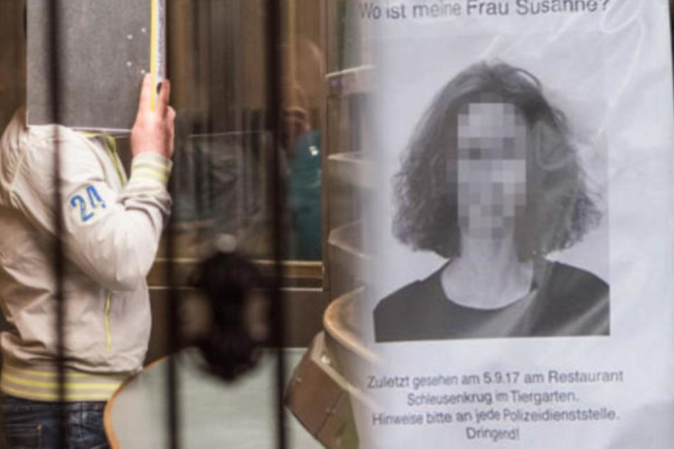 Muss der 18-Jährige, der des Mordes an einer 60-jährigen Berlinerin beschuldigt wird, lebenslang hinter Gitter?