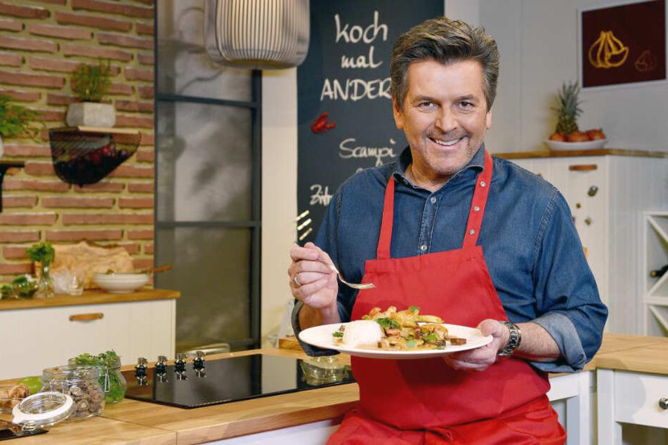 Modern-Talking-Sänger am Herd: Thomas Anders bekommt eigene Kochshow