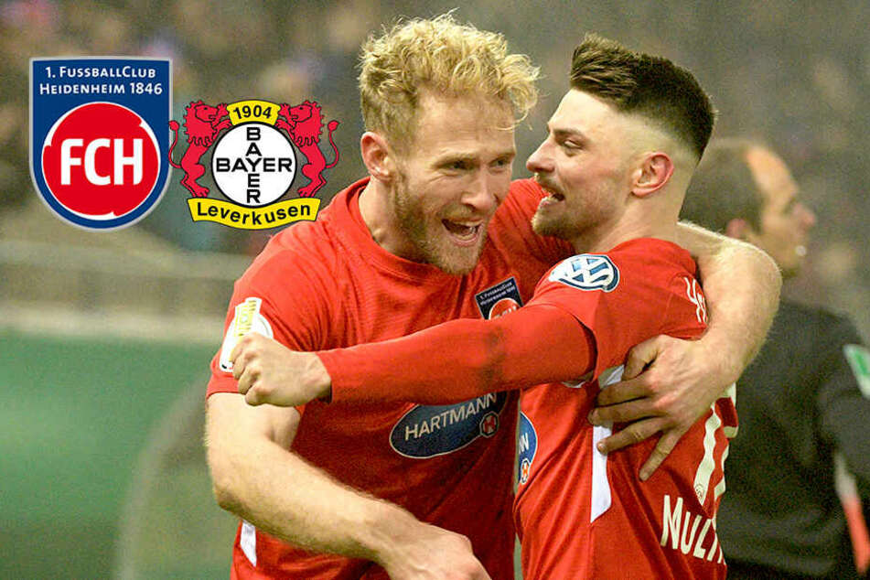 Pokal-Pleite in Heidenheim! Leverkusen fliegt raus