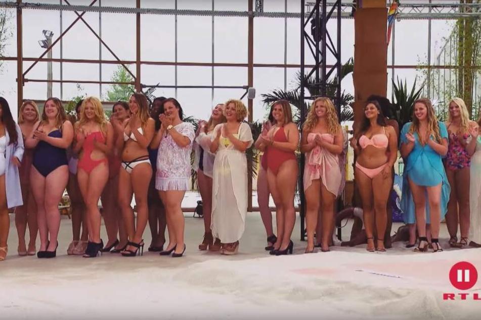 Fünf Episoden hat RTL II produziert, die Gewinnerin bekommt einen Modelvertrag.