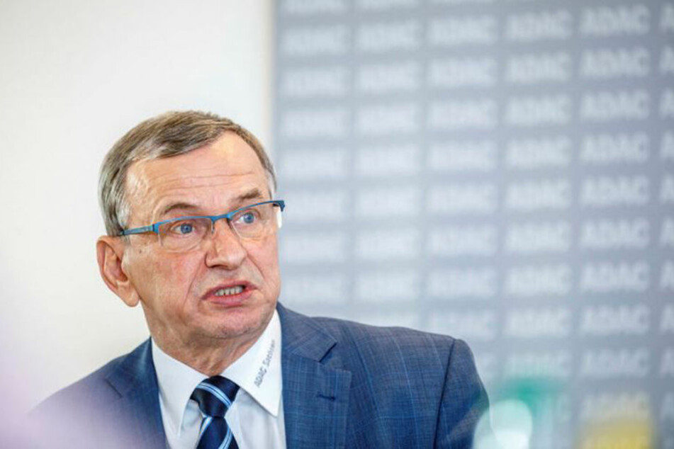 ADAC-Vorstand Helmut Büschke.