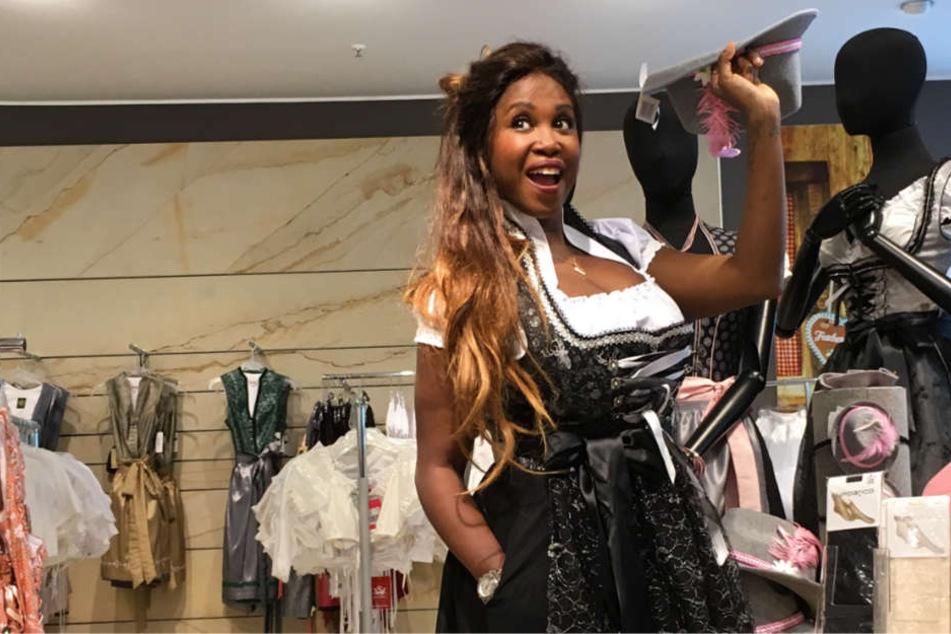 Let's Dance-Star Motsi Mabuse ist jetzt Oktoberfest-Botschafterin