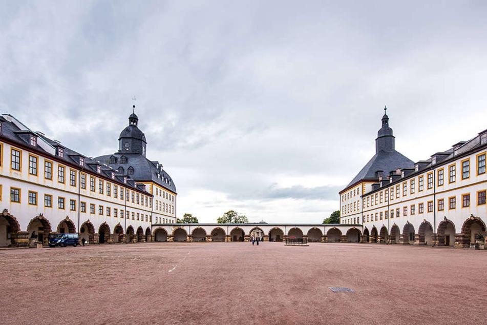 Schloss Friedenstein im thüringischen Gotha.