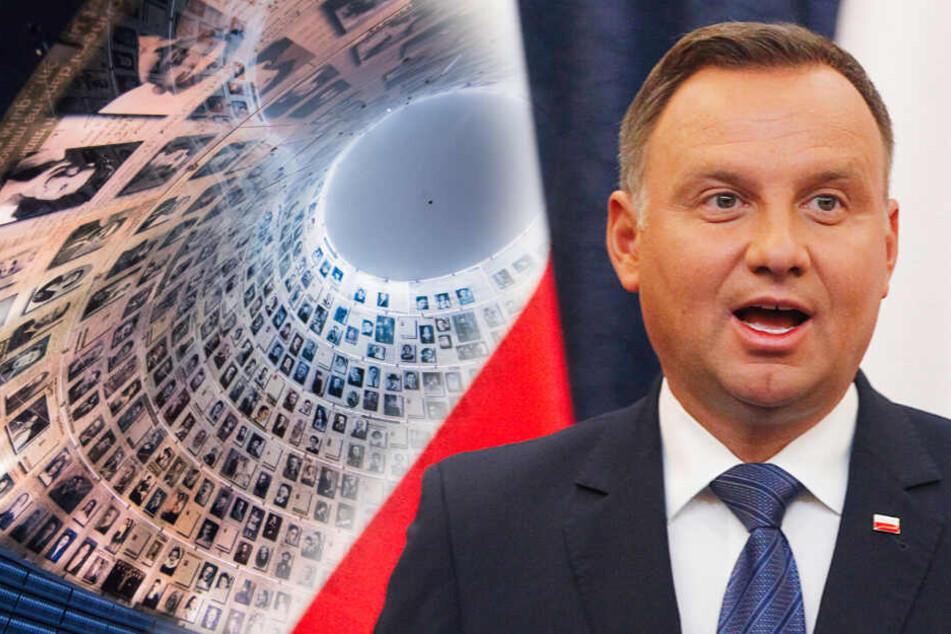 Polen boykottiert Holocaust-Gedenkfeier