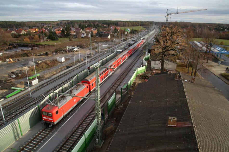 Endlich können auf der Niederschlesienmagistrale wieder Züge rollen.