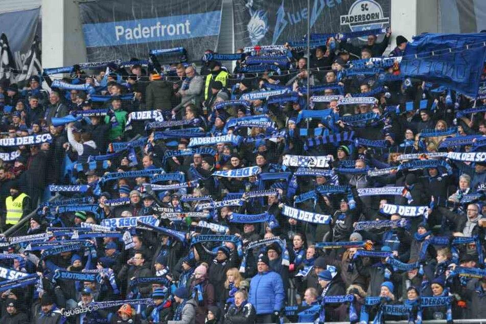 Die Paderborner Fans können sich über einen neuen Spieler freuen.