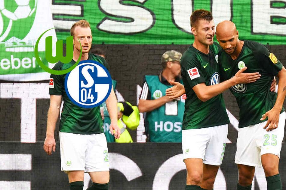 Was für ein Auf und Ab: Wolfsburg triumphiert über Schalke!