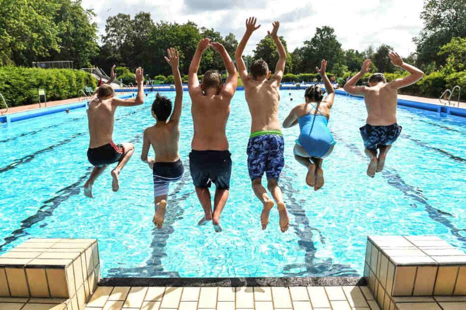 Sommer-Hammer mitten im Winter: Bremen senkt Freibadpreise für Kinder und Jugendliche