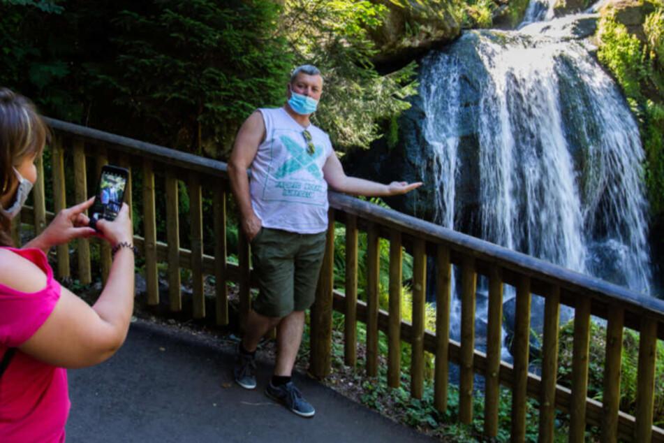 Naturspektakel pur! Das sind Deutschlands höchste Wasserfälle