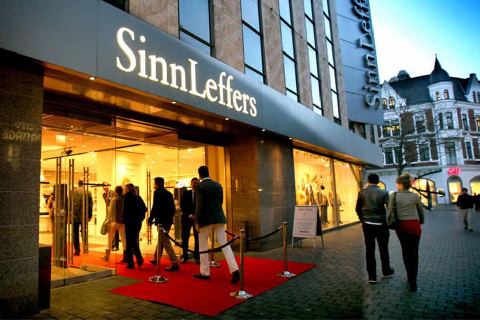 Während die Filiale in Bielefeld kernsaniert wird, zieht SinnLeffers ins Loom.